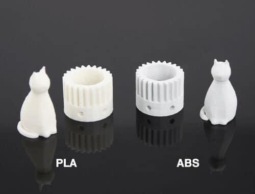 فیلامنت ABS و PLA پرینتر سه بعدی چیست؟