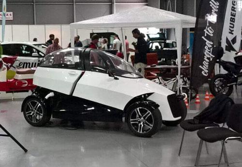 پرینتر سه بعدی خودرو