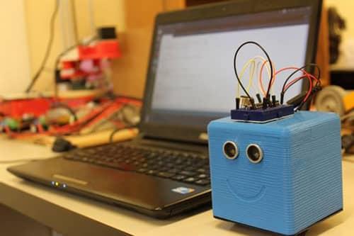 پرینتر سه بعدی ربات