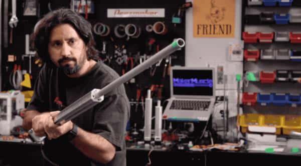 ساخت بازوی رباتیک با پرینتر سه بعدی