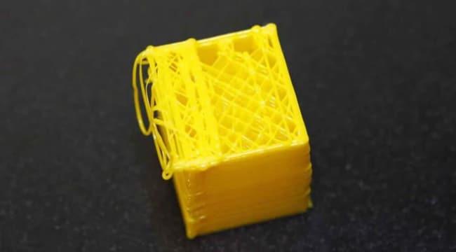 مشکل ترازگذاری اشتباه لایه های پرینتر سه بعدی
