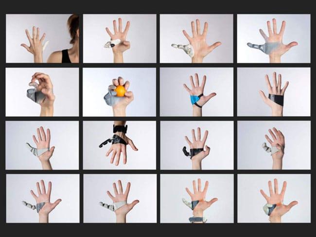 پرینت سه بعدی انگشت شصت مصنوعی توانایی مافوق انسانی را ممکن میکند