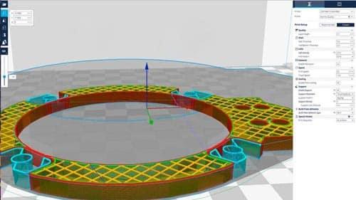 خطای پرینت سه بعدی