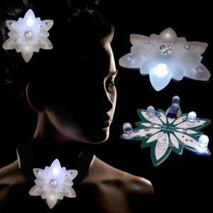 پرینت سه بعدی گردنبند نورانی