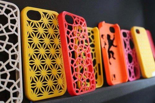 5 منبع پرینت سه بعدی قاب گوشی موبایل