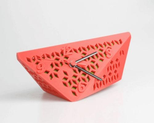 5 مدل ساعت برای پرینتر سه بعدی