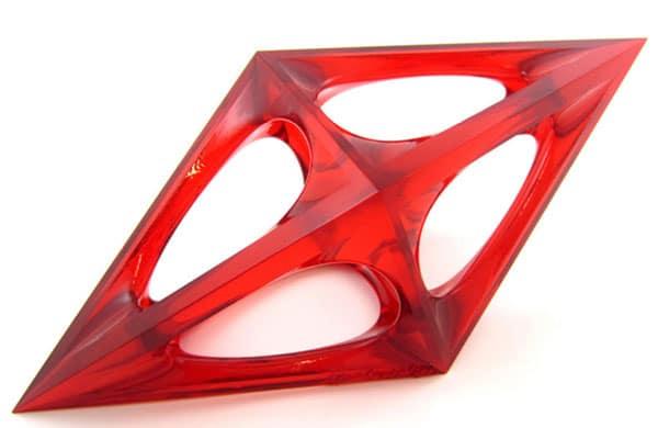 رزین شفاف پرینتر سه بعدی