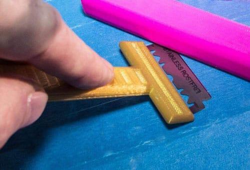 مقاله آموزشی چاپگر سه بعدی