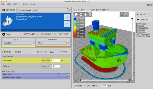 یادگیری پرینت سه بعدی