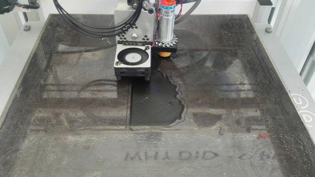 آموزش پرینتر سه بعدی