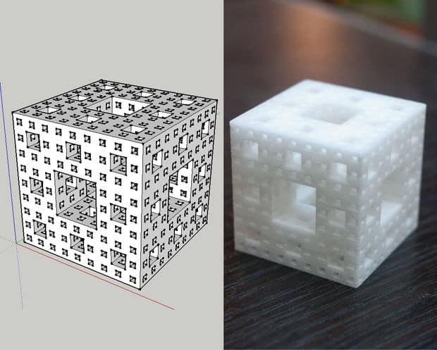 مکعب Sierpinski