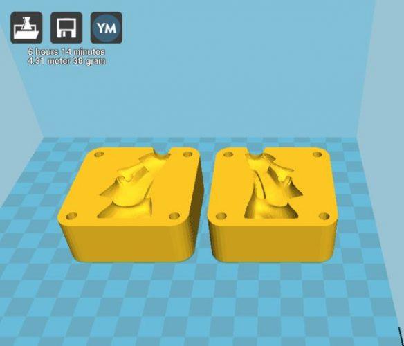 یادگیری پرینتر سه بعدی