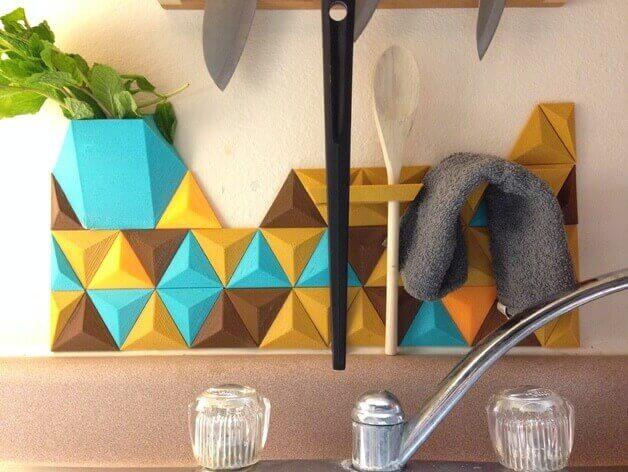 10 گجت جذاب آشپزخانه که پرینتر سه بعدی تولید کرده است