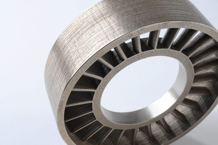 پرینتر فلزی