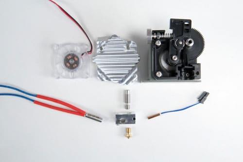 نازل چاپگر سه بعدی