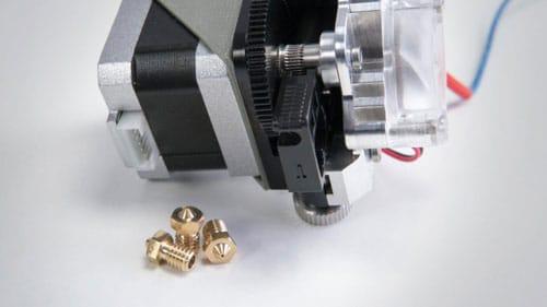 راهنمای جامع انواع نازل هد و اکسترودر Extruder،Nozzle،Print Head پرینتر سه بعدی