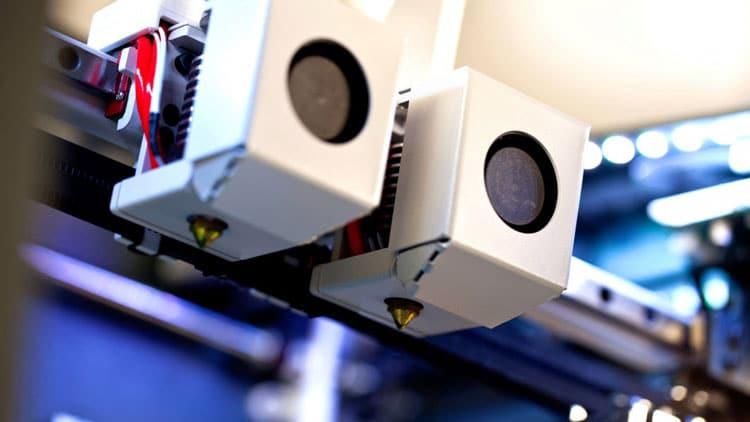 10 مدل برتر پرینترهای سه بعدی اکسترودر دوگانه جهان