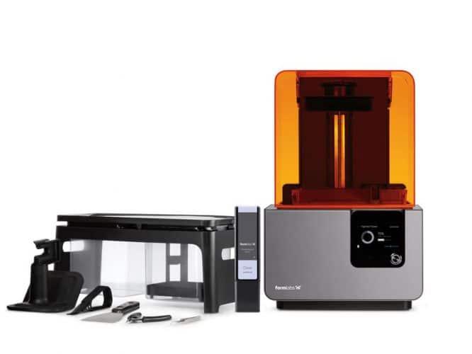 20 مدل از بهترین پرینترهای سه بعدی رزینی
