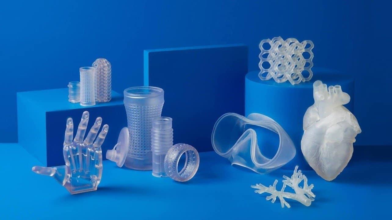 رزین استاندارد و شفاف پرینتر سه بعدی چیست؟