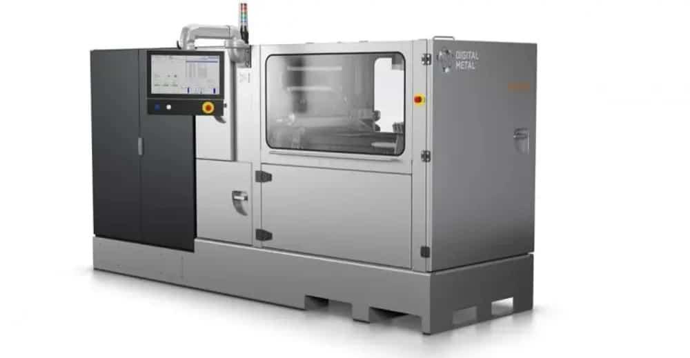 چاپگر سه بعدی فلز