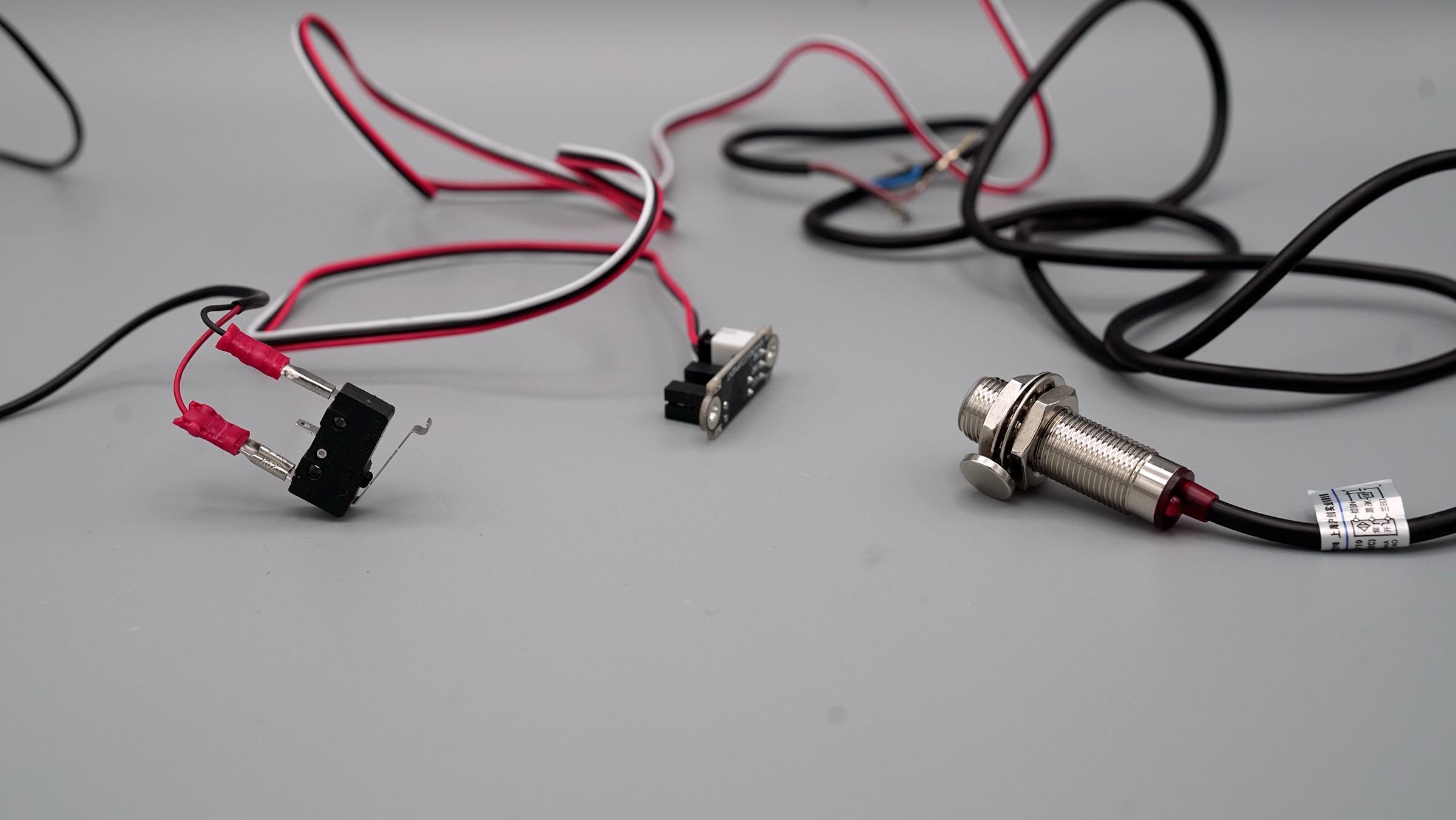 ماژول سنسور برخورد یا میکروسوییچ End Stop : قطعه الکترونیک پرینتر سه بعدی FDM
