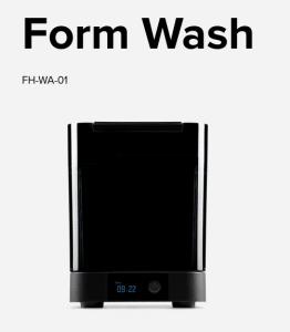 form wash