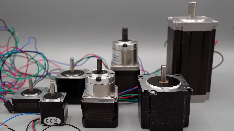 موتور استپر: بخش الکترونیک چاپگر سه بعدی FDM