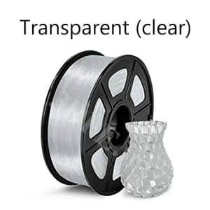 فروش فیلامنت «شفاف» برندهای یوسو و اپکس - در رنگبندی متنوع