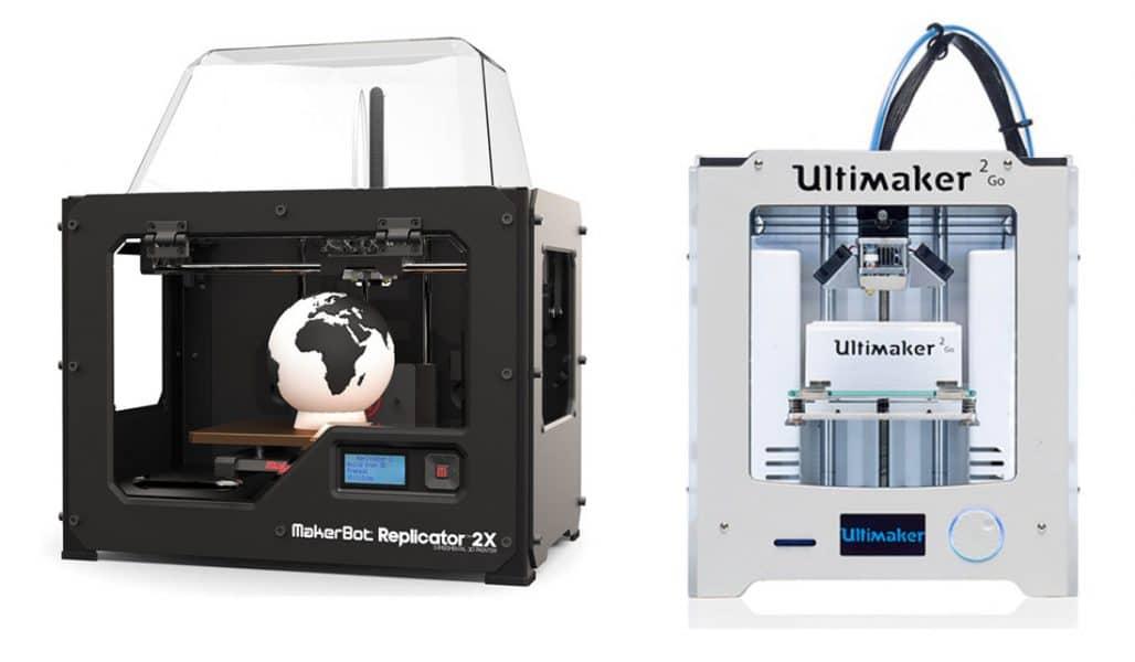 makerbot or ultimaker