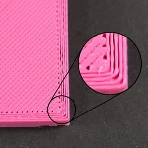 خطای جریان ضعیف اکسترودر فیلامنت پرینتر سه بعدی