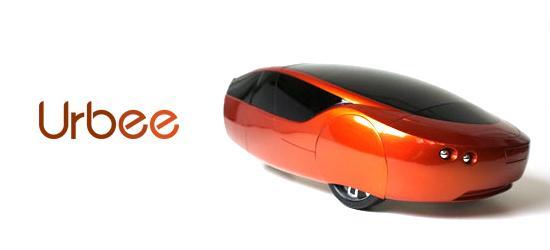 خودروی برقی اوربی